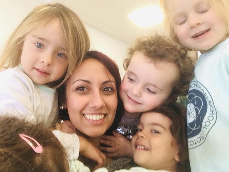 Sara Martín - Guía Montessori en The International Montessori School en Sotogrande, Cádiz - España - Perfil web - 1