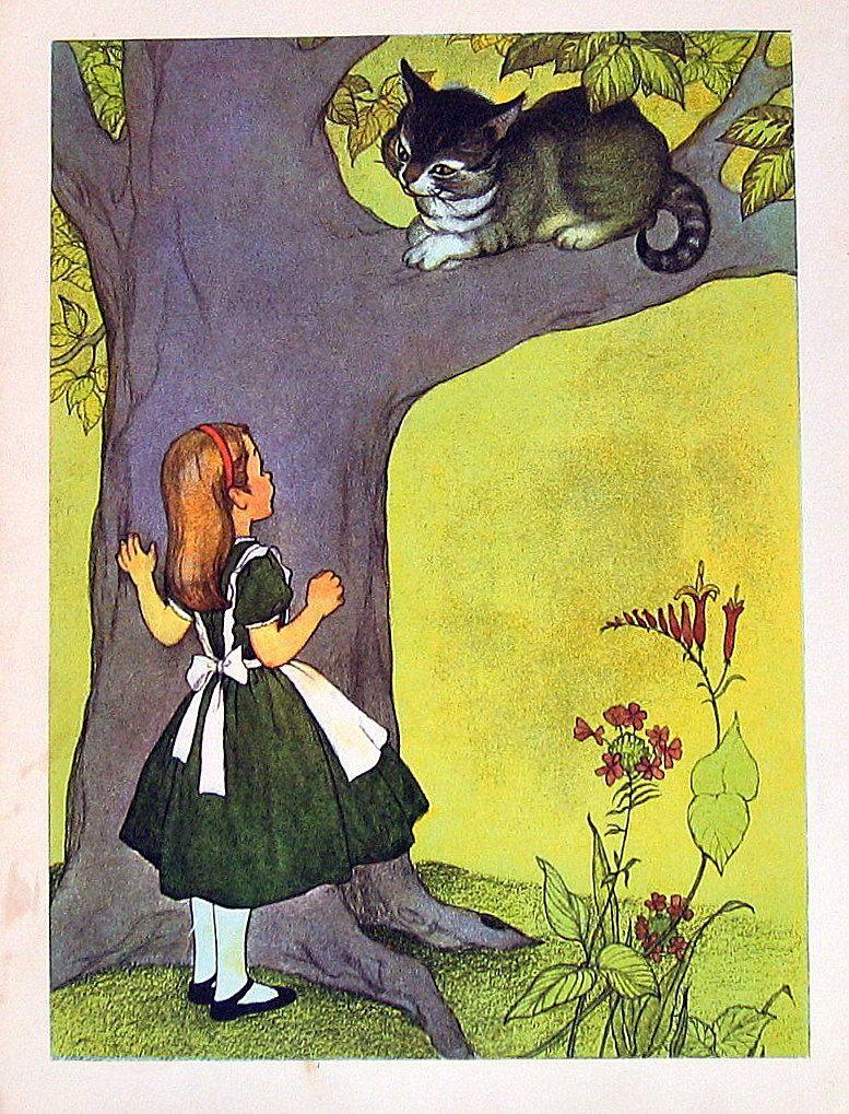 Alice in Wonderland, Lewis Carroll International Montessori School Sotogrande